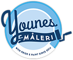 Younes Måler Mobile Logo
